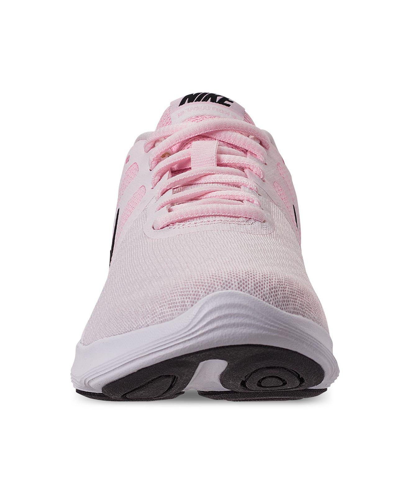 184a0ef975dfc Nike - Pink Revolution 4 Running Sneakers From Finish Line - Lyst. View  fullscreen