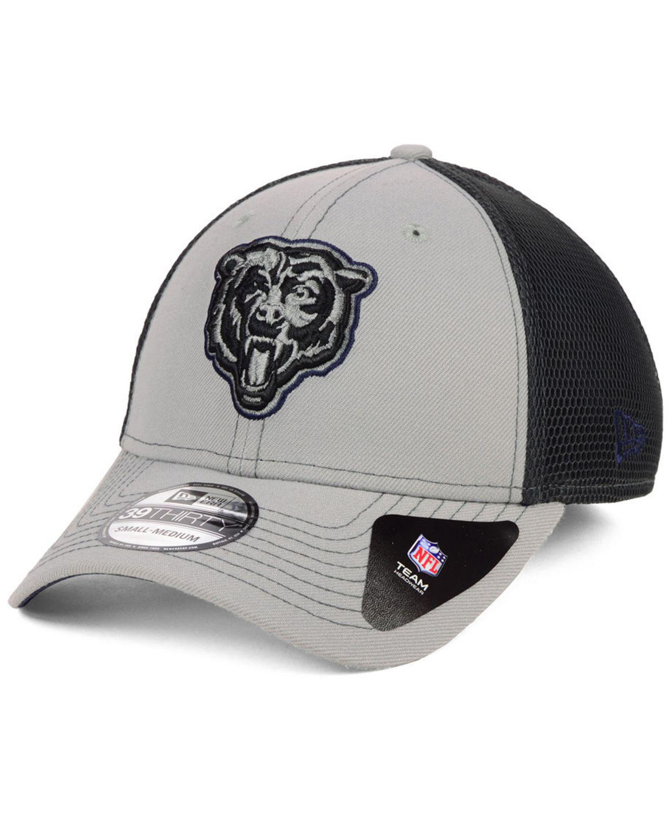 08fc831a14635 ... Chicago Bears 2-tone Sided 39thirty Cap for Men - Lyst. View fullscreen