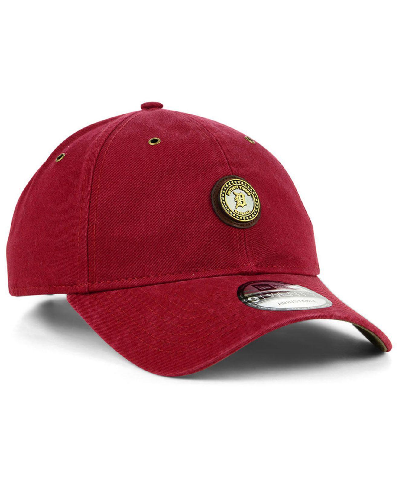 online store 6edab 2bd46 ... get detroit tigers coin 9twenty cap for men lyst. view fullscreen e67a1  f3b3c