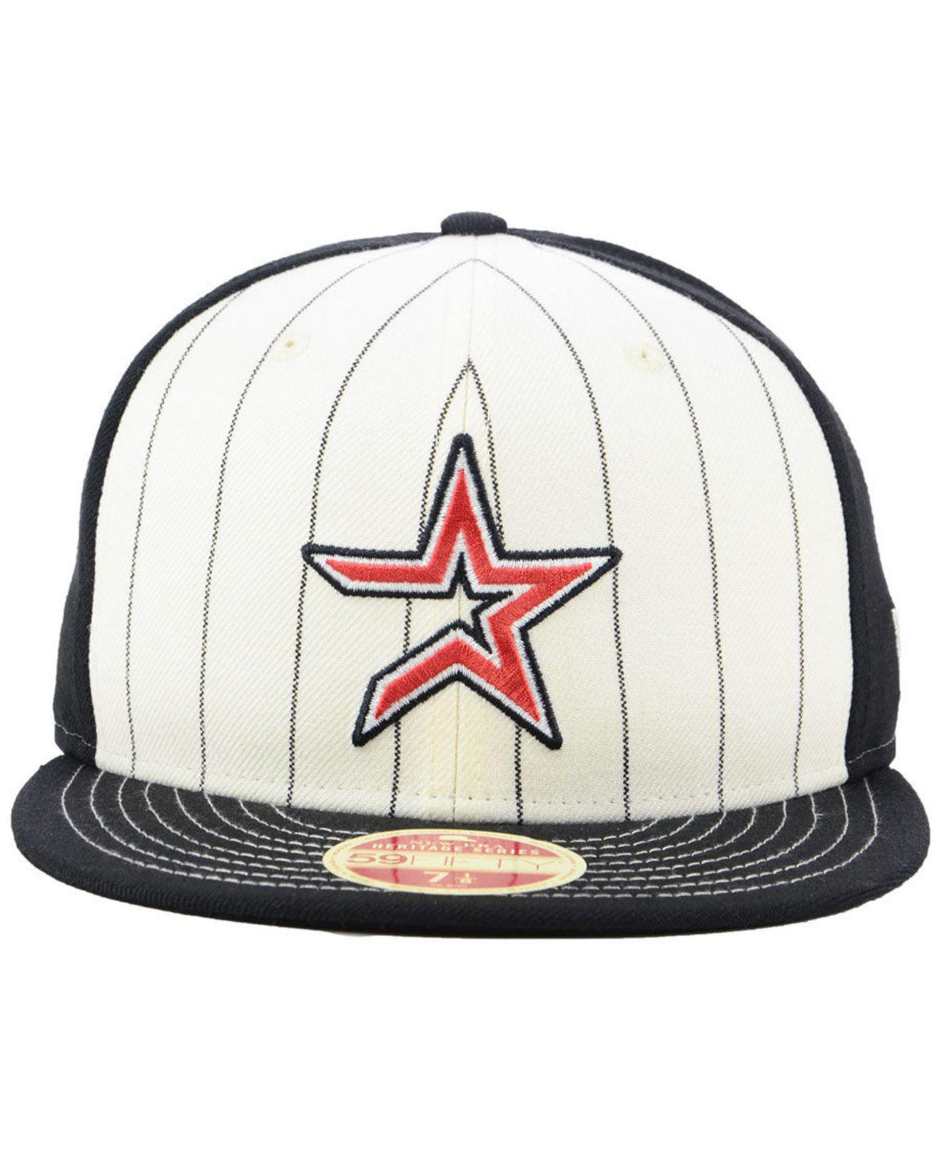 sports shoes 8a05c 13b0d ... norway lyst ktz houston astros vintage front 59fifty fitted cap for men  9c5aa 90a66