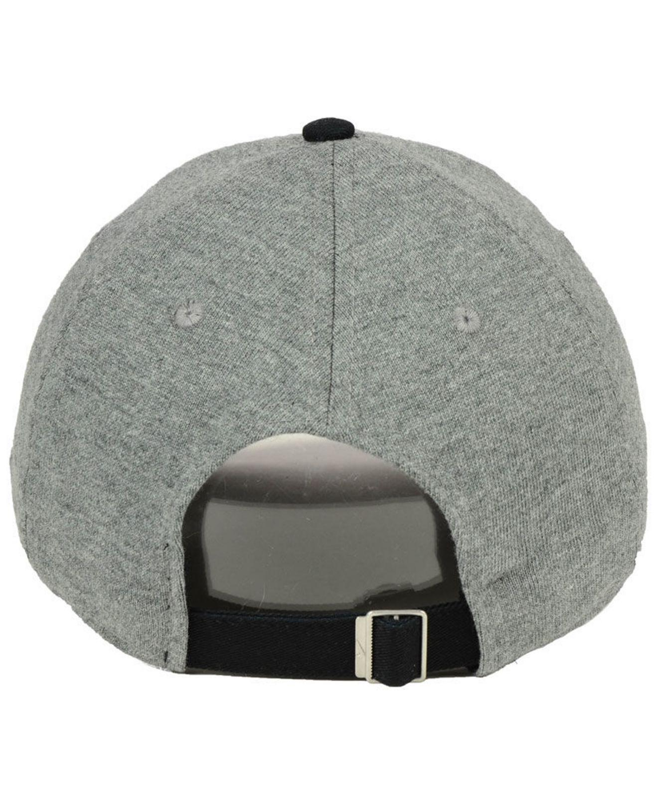 new product c13e2 85ae5 ... australia nike gray chicago white sox 2 tone heather cap for men lyst. view  fullscreen