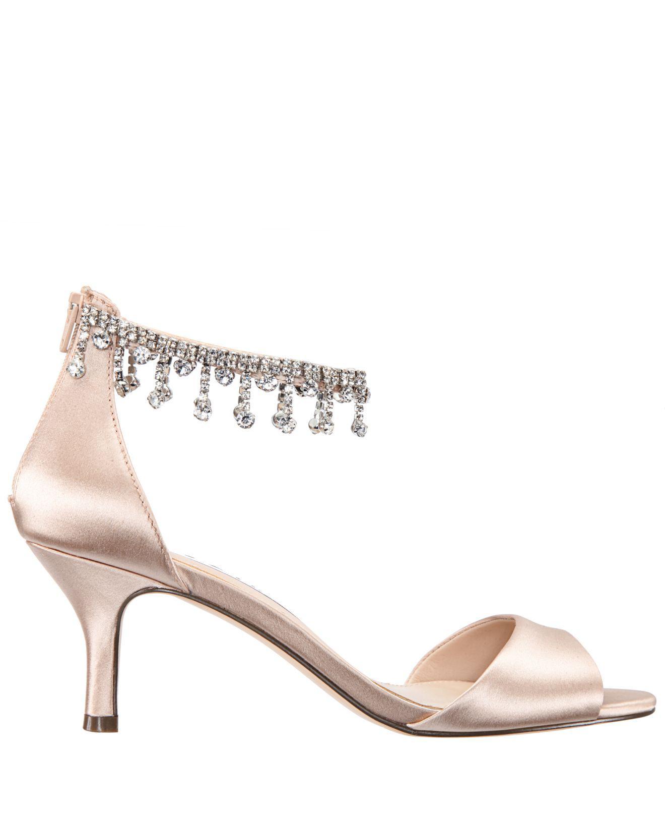 eb430b40b6a Lyst - Nina Chianne Dress Sandals in Natural