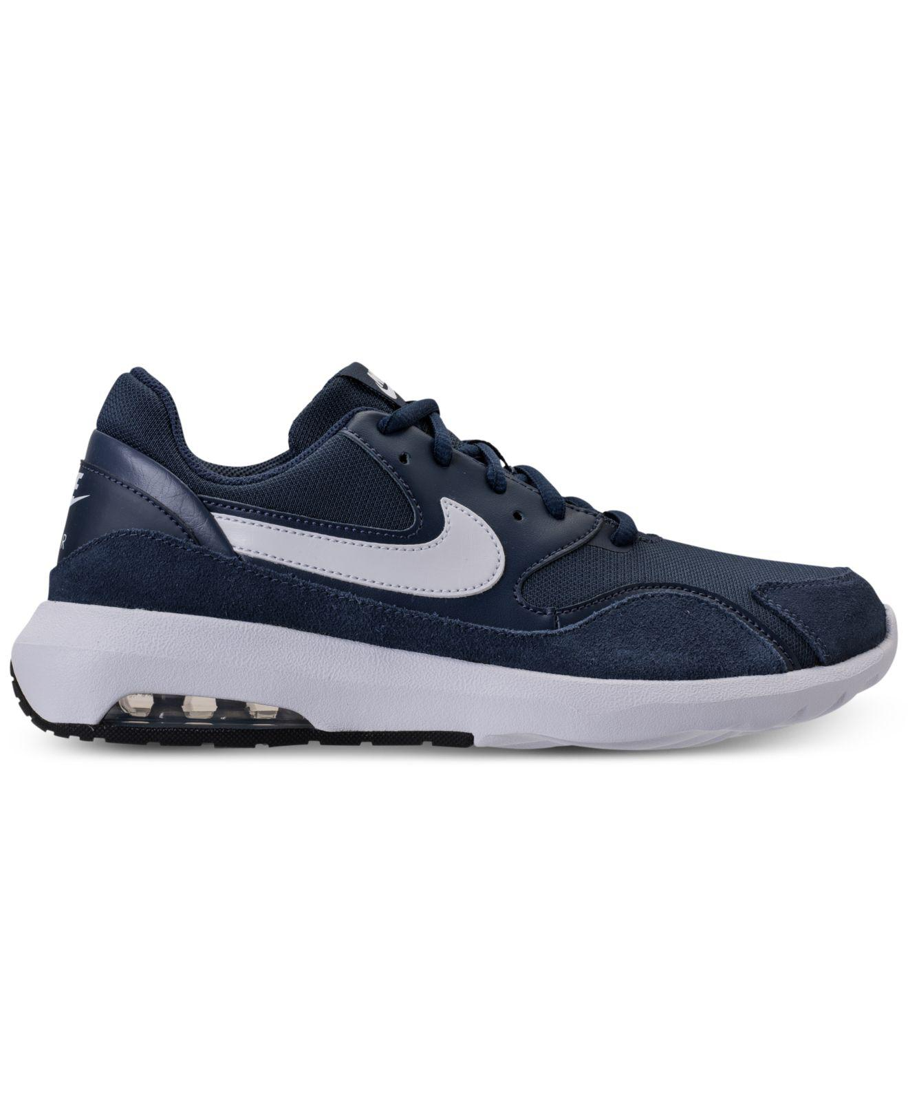 info for 31375 9c170 Nike Men s Air Max Nostalgic Casual Sneakers From Finish Line in ...