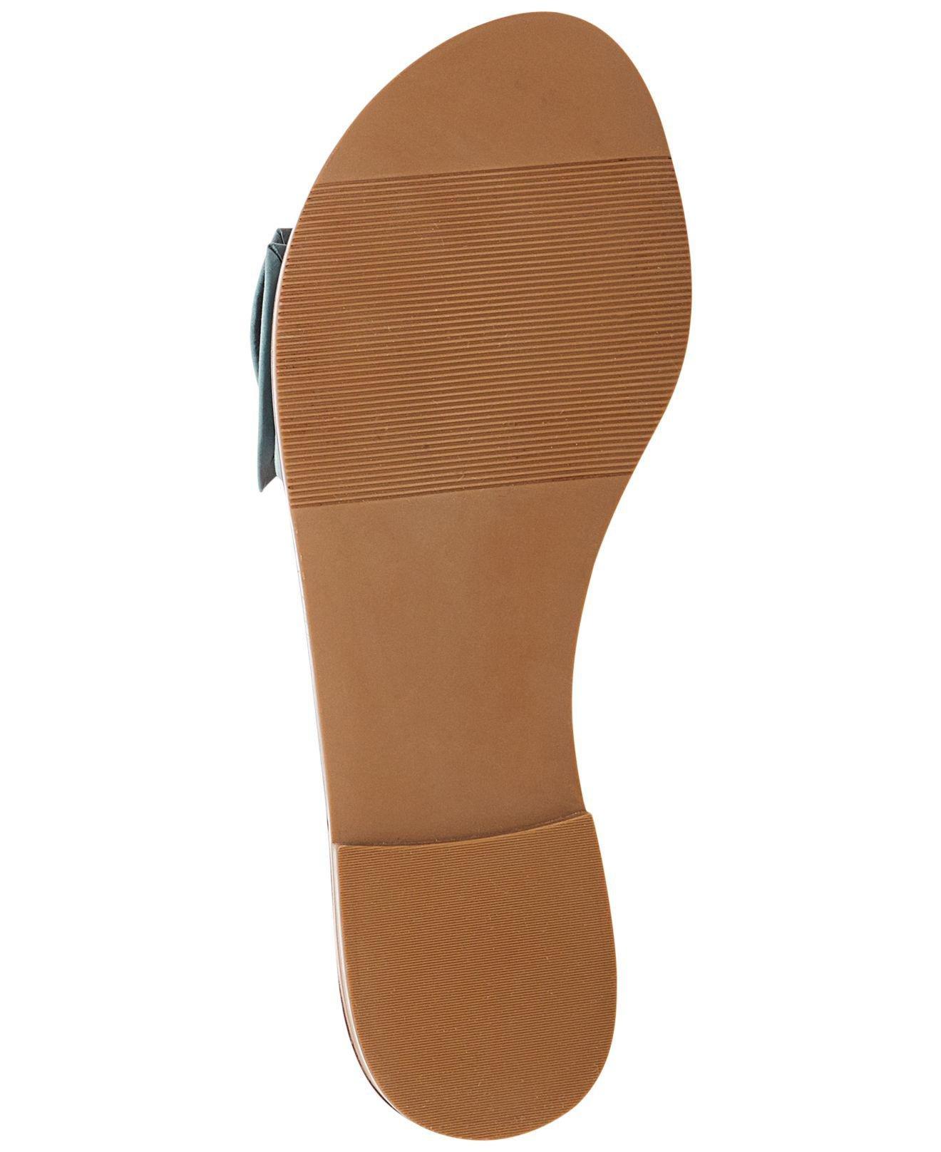 5f49d39c8f0609 Lyst - Steve Madden Women s Knotss Bow Sandals in Blue