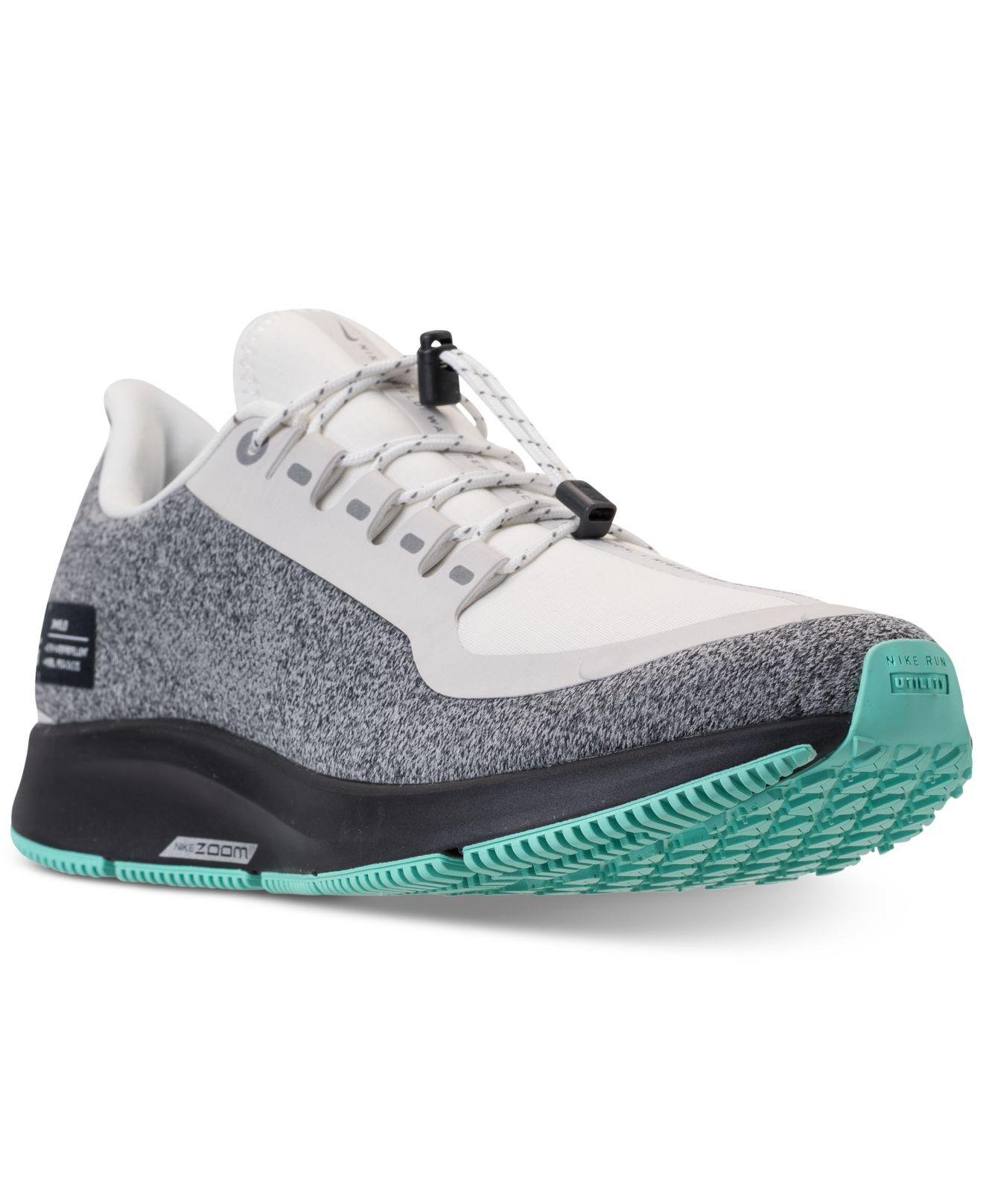 9a062b4afd977 Lyst - Nike Air Zoom Pegasus 35 Shield Running Sneakers From Finish Line