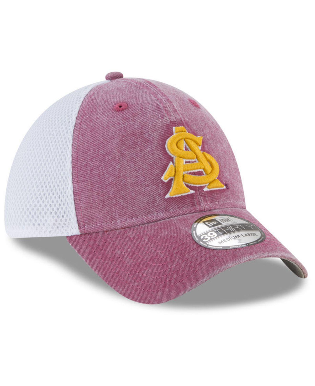 best website d7b66 772fc ... best price arizona state sun devils washed neo 39thirty cap lyst. view  fullscreen f30dc fda05