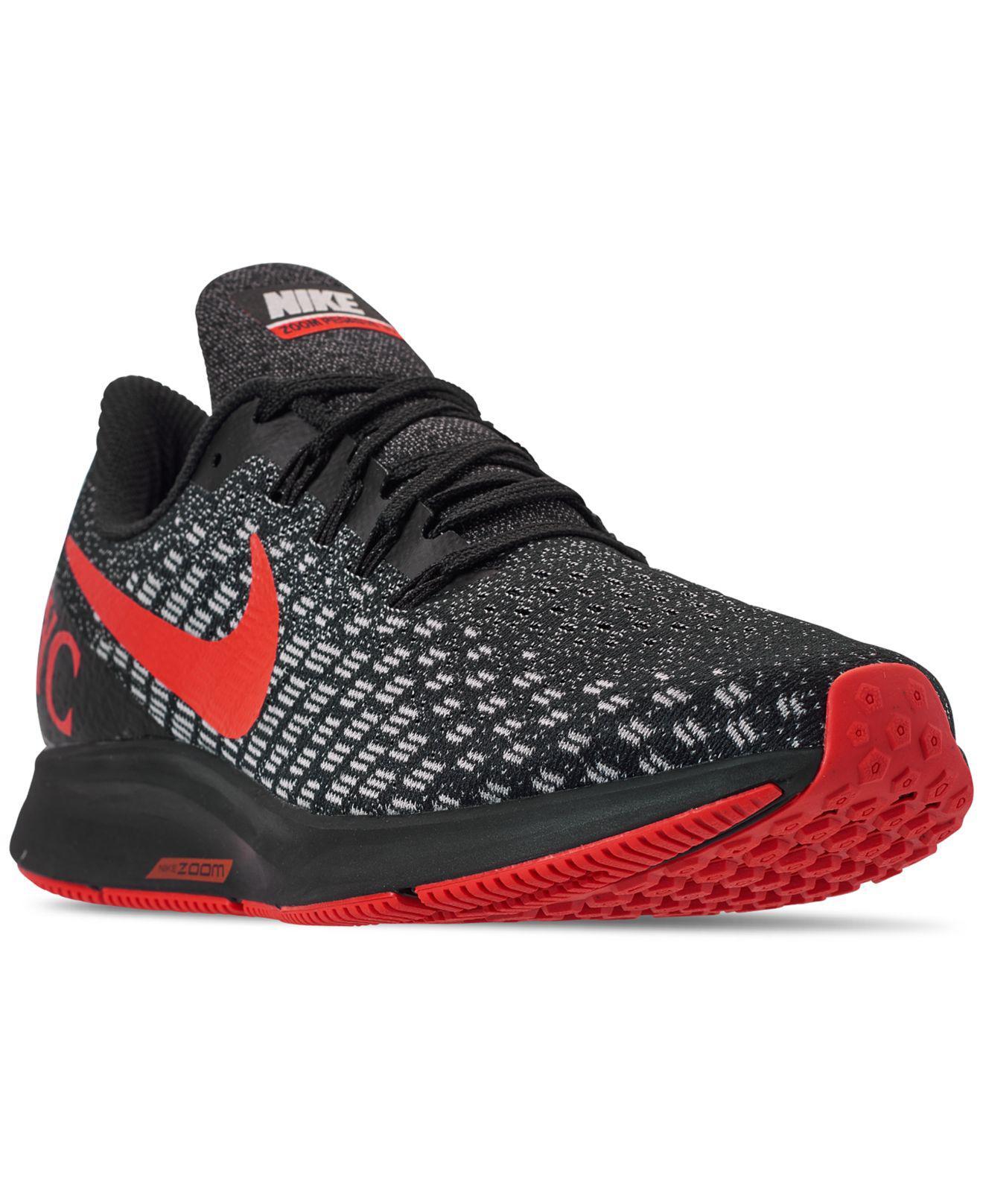 32c1d8aabe21b Lyst - Nike Air Zoom Pegasus 35 Nyc Marathon Running Sneakers From ...