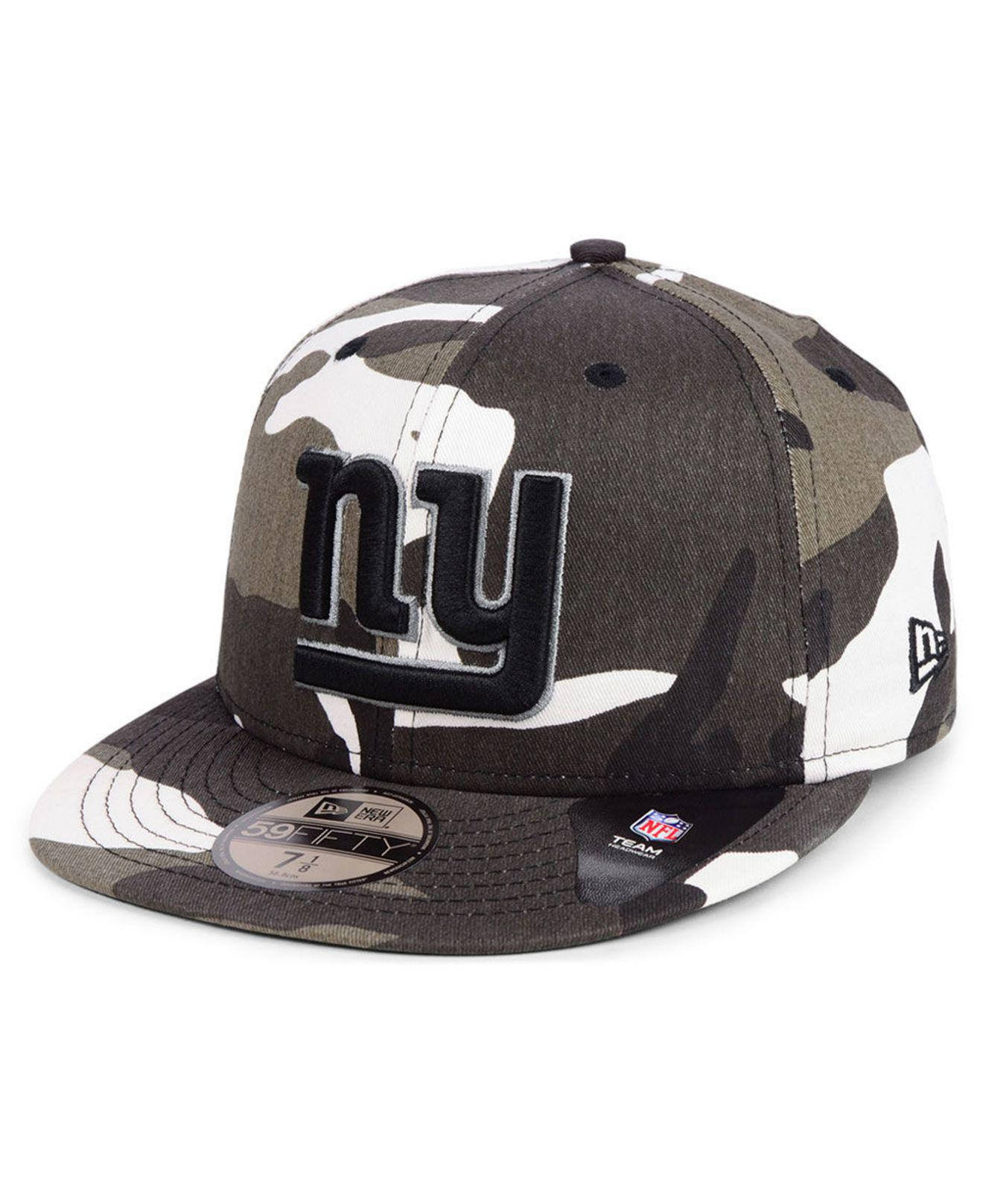 17de0a4e9d2 Lyst - KTZ New York Giants Urban Prism Pack 59fifty-fitted Cap for Men
