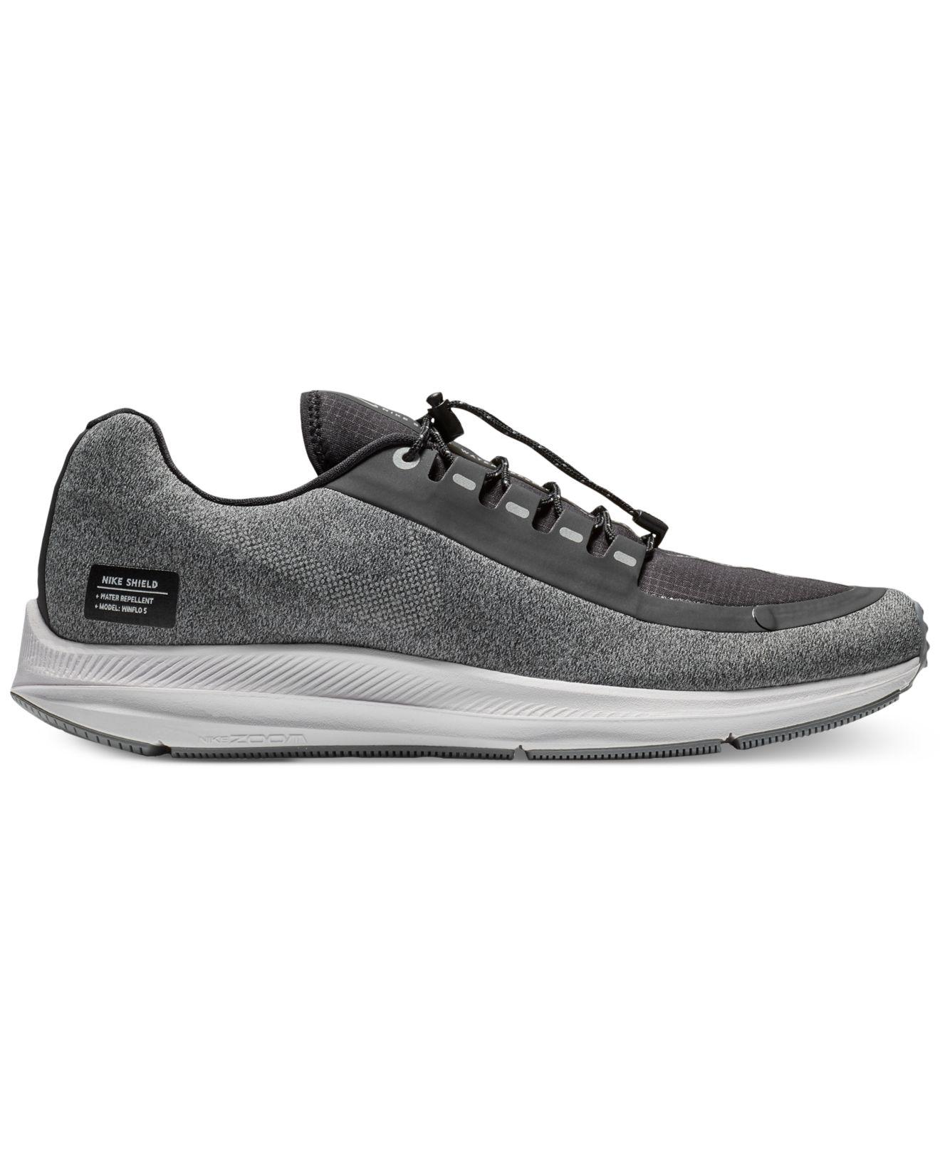 f524c536df48 Lyst - Nike Air Zoom Winflo 5 Running Sneakers From Finish Line in ...