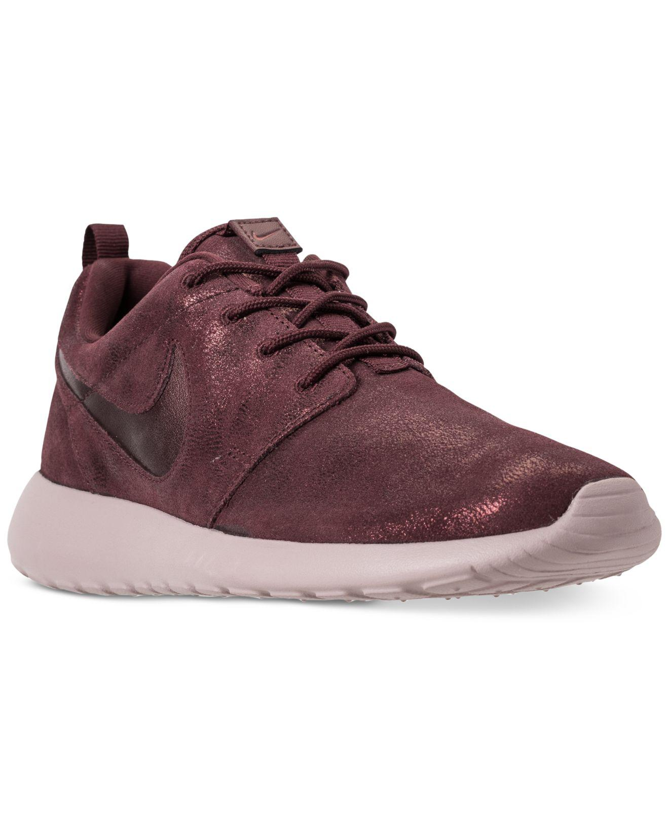 91086b55c6f Nike. Women s Roshe One Premium Casual Sneakers From Finish Line