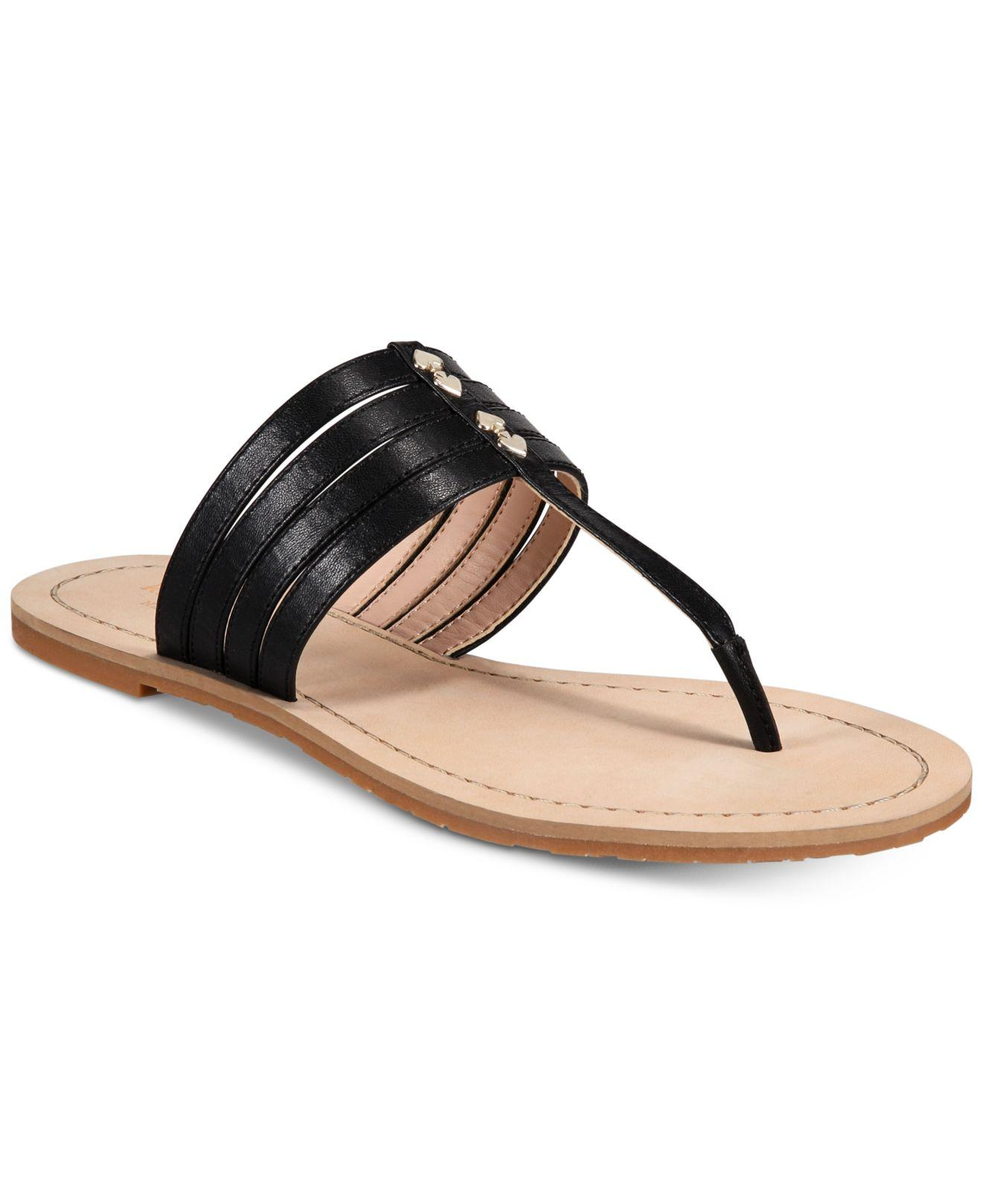 1a479279dc35 Lyst - Kate Spade Sindy Sandals in Black
