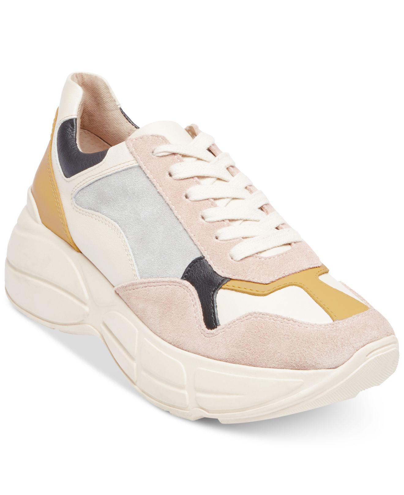 0b5b374a2a7 Steve Madden. Women s Memory Chunky Sneakers