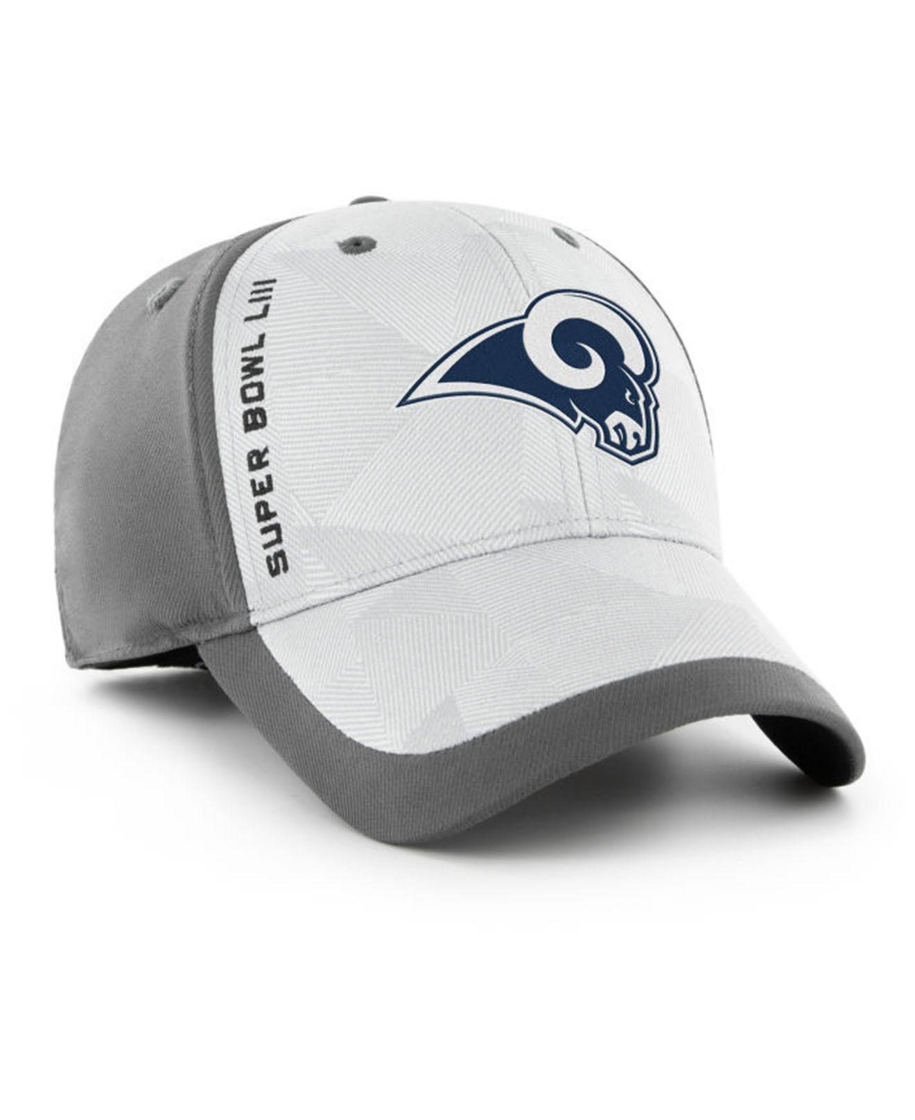 3d3a9370dfda5 Lyst - 47 Brand Los Angeles Rams Super Bowl Liii Uphill Contender ...