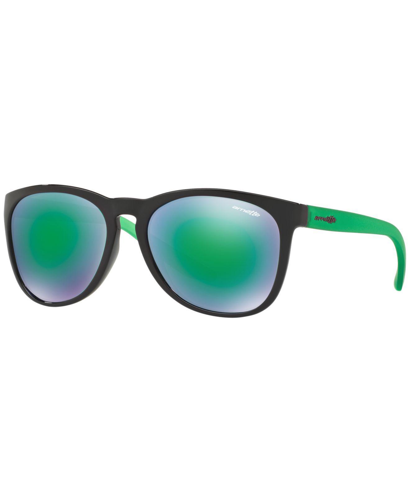 e3dd7a20144 Arnette. Women s Green Sunglasses ...