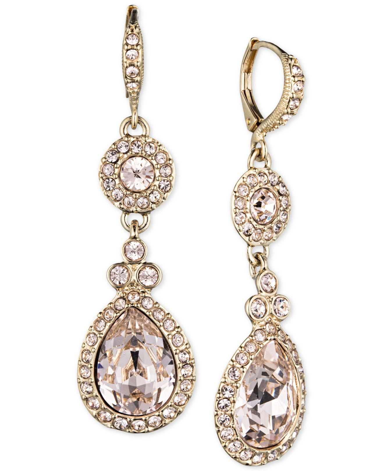 Givenchy Gold And Silver-tone Earrings m5jYXnridW