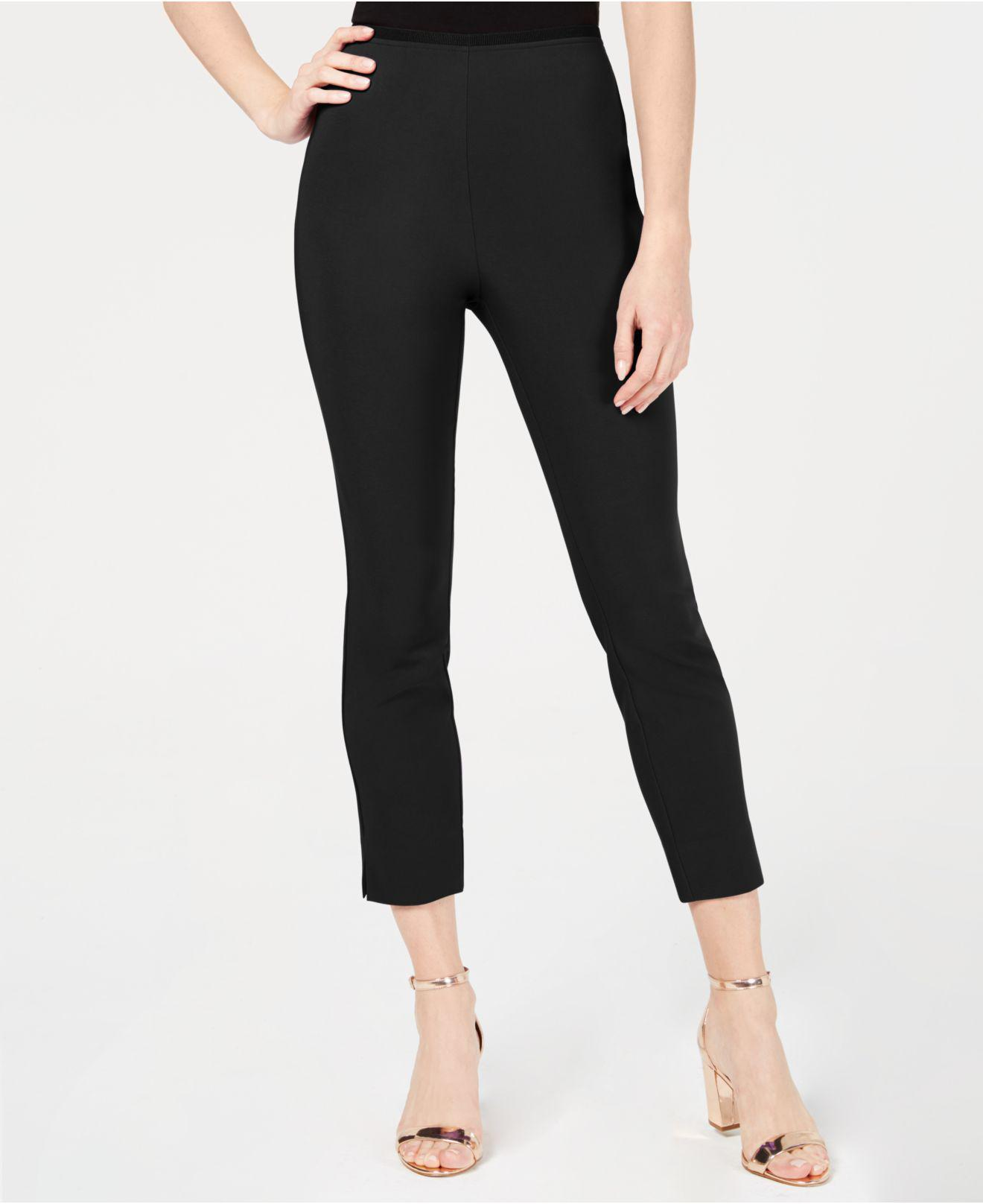 1466f278be4ce Lyst - Inc International Concepts I.n.c. Pull-on Skinny Pants ...