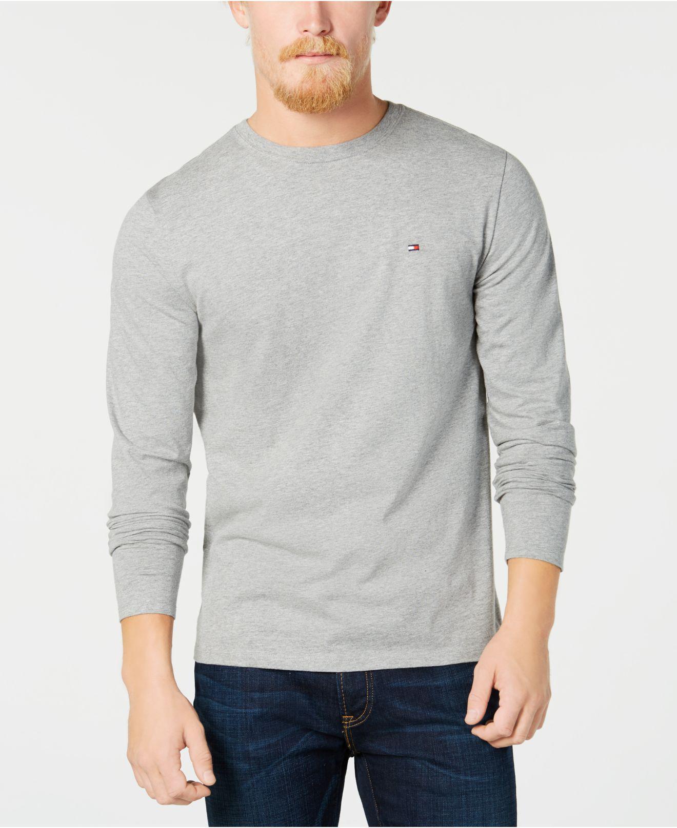 38e7695d661f35 Tommy Hilfiger. Men s Gray Nantucket T-shirt