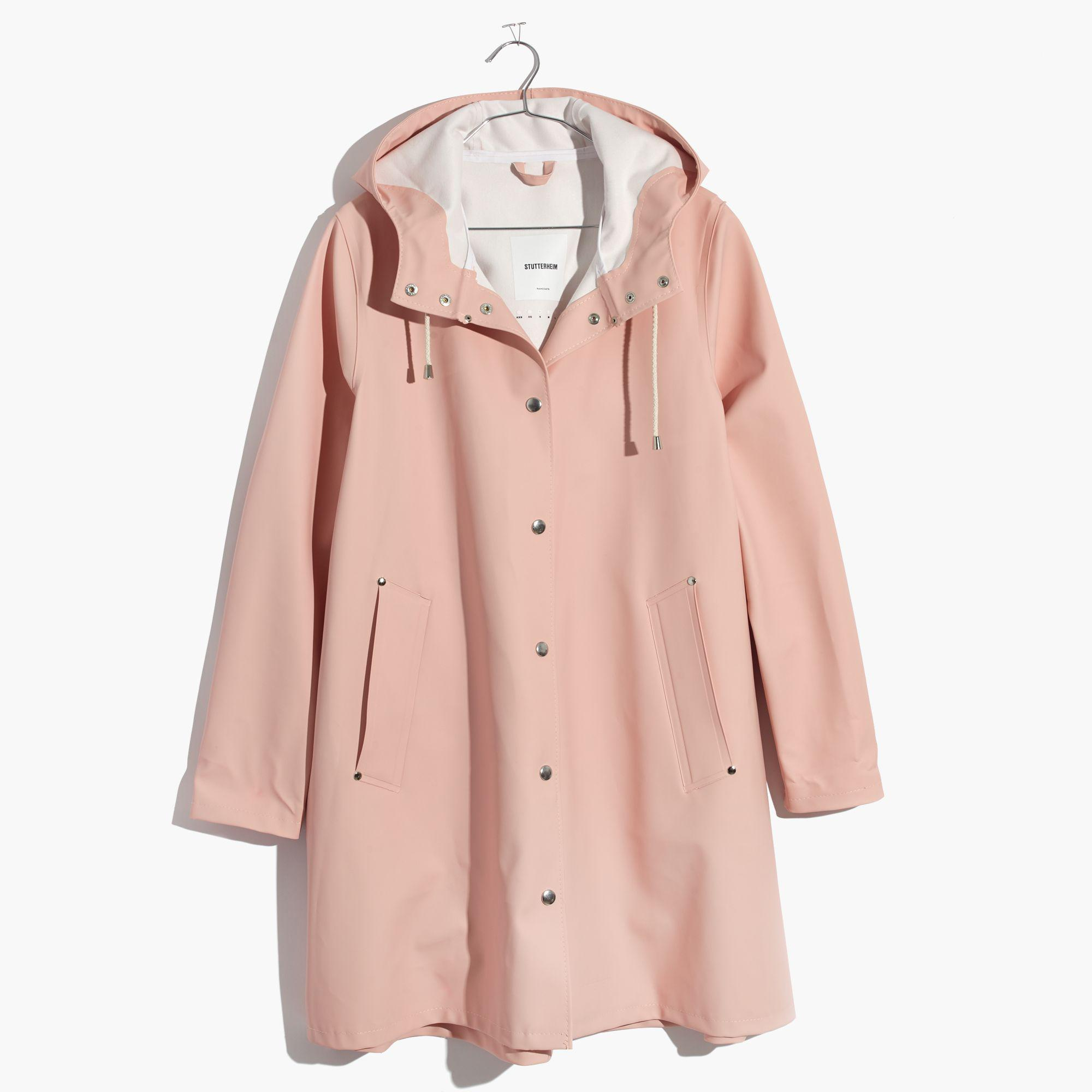 shop sale retailer wholesale Women's Pink Stutterheim® Mosebacke Raincoat