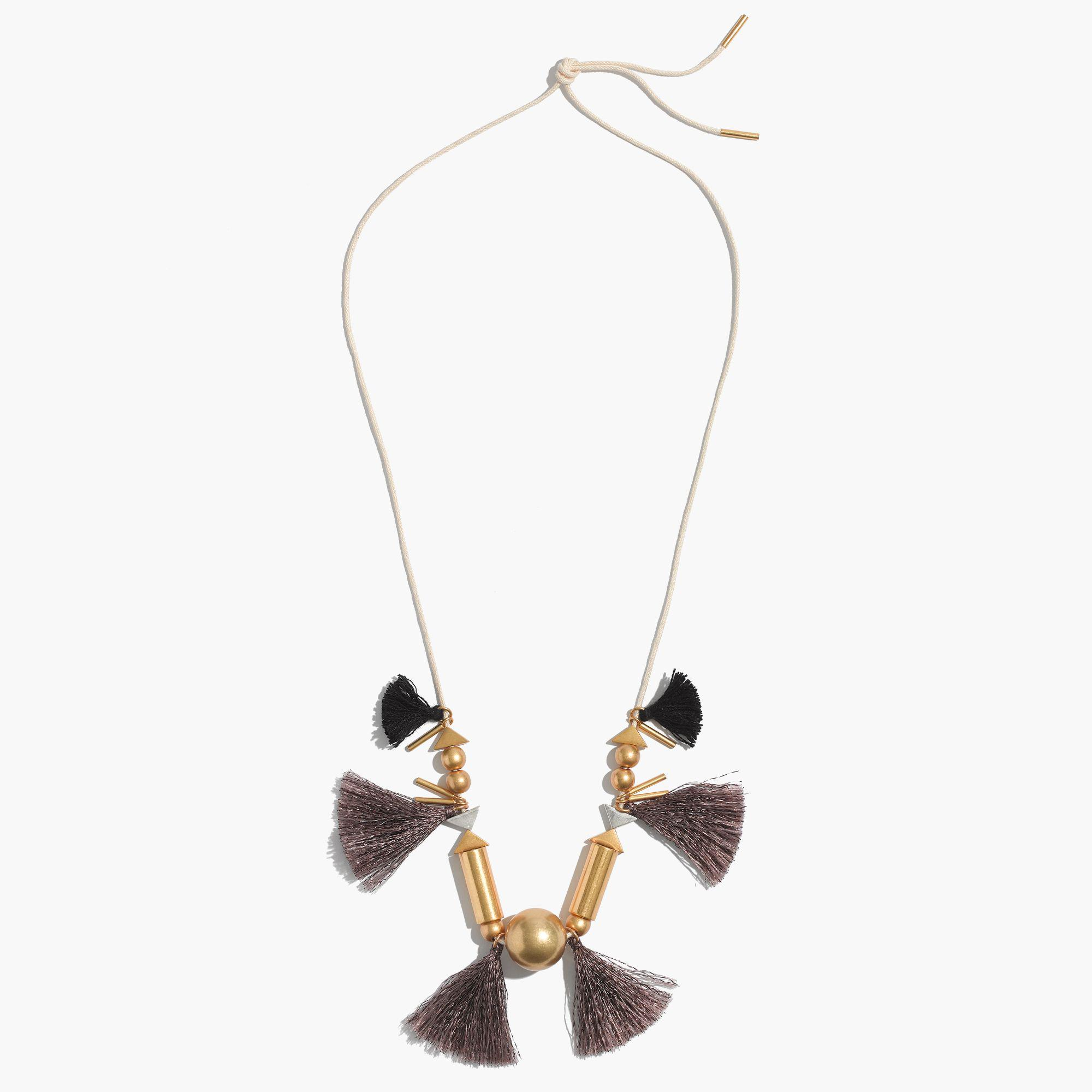 Lyst madewell do it yourself necklace kit in metallic gallery solutioingenieria Gallery