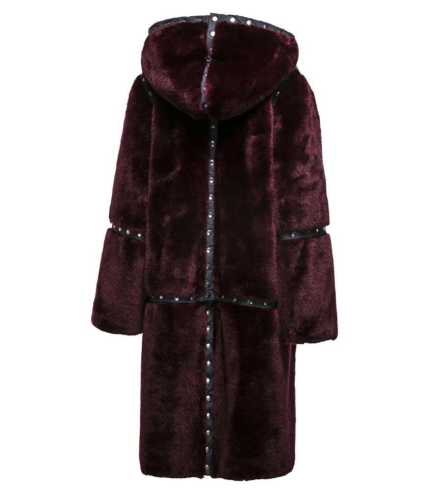 09bf3d69a5e7 Gallery. Previously sold at  Madison · Women s Faux Fur Coats ...