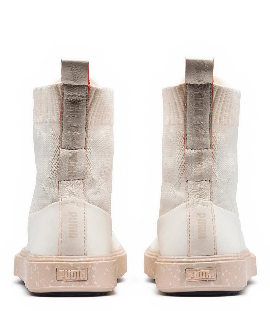 Lyst - PUMA x NATUREL Women s White Breaker Boot in White 39d7f17f5