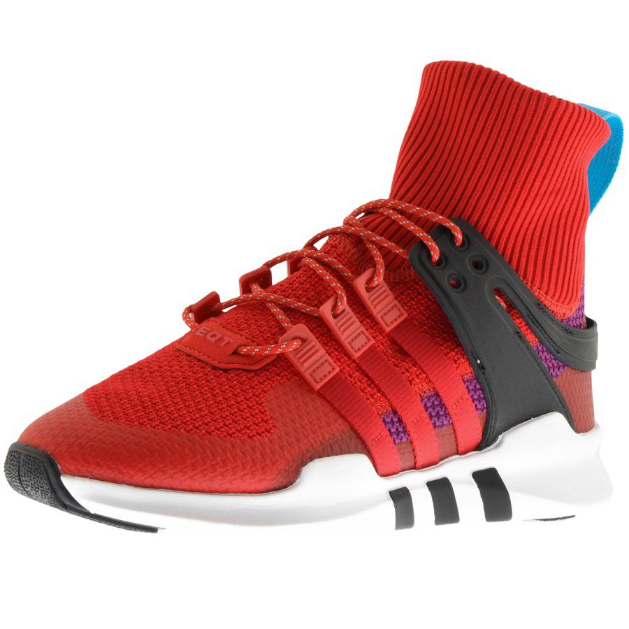 super popular d3844 28976 adidas. Mens Originals Eqt Support Trainers Red. 155 77 From Mainline  Menswear