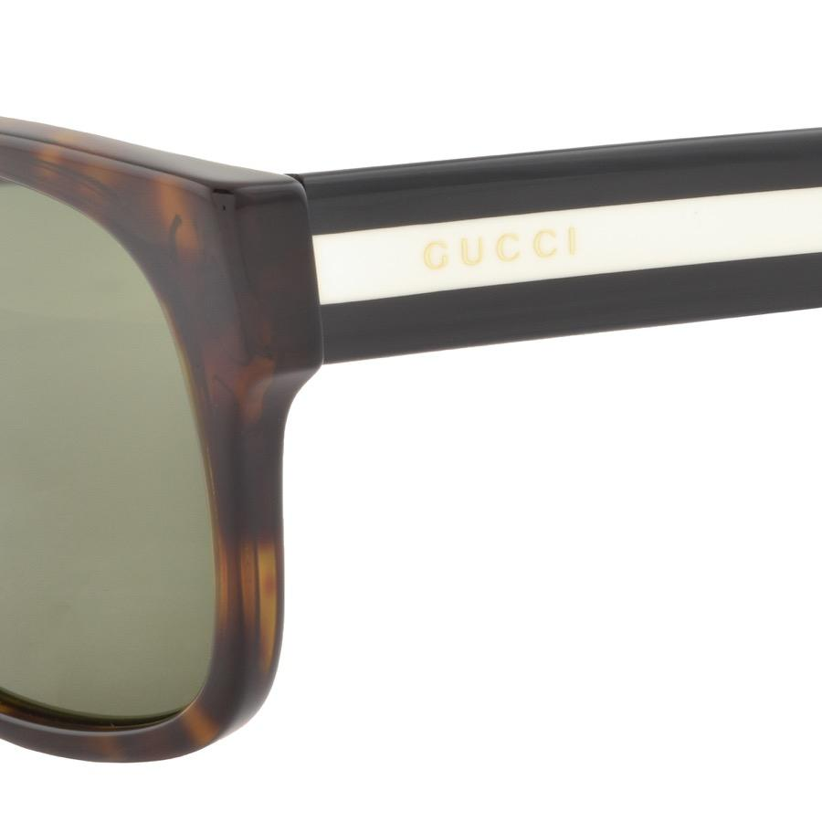 ac7fd2a0d Gucci Gucci GG0341S Sunglasses Brown in Brown for Men - Lyst