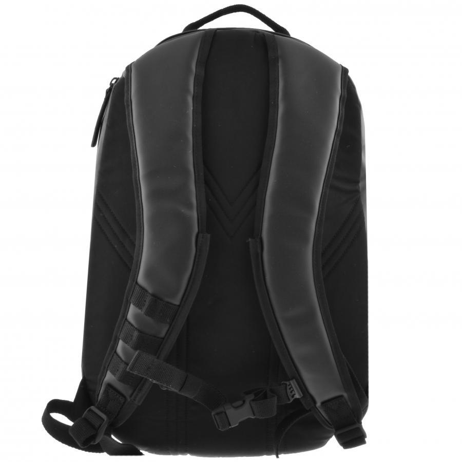 Y-3 Logo Backpack Black in Black for Men - Lyst 154819368d9d6