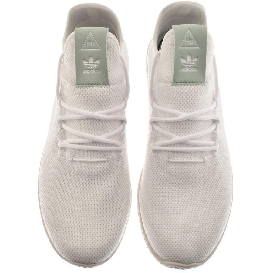 9214e3e7aa542 Zapatillas 19298 deportivas Lyst Lyst Adidas Adidas X Pharrell Williams  Tennis Hu en blanco c990045 ...
