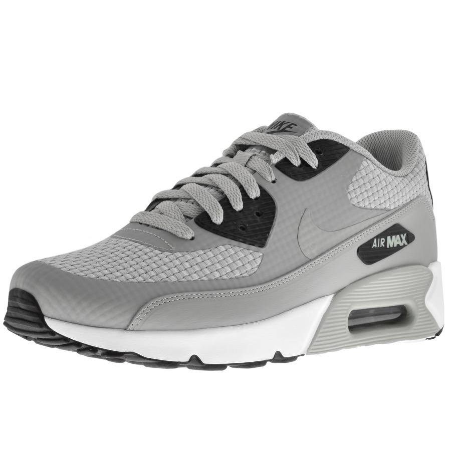 d6146efe64e7 ... spain nike. mens gray air max 90 ultra 2.0 se trainers grey d24b7 72a8c