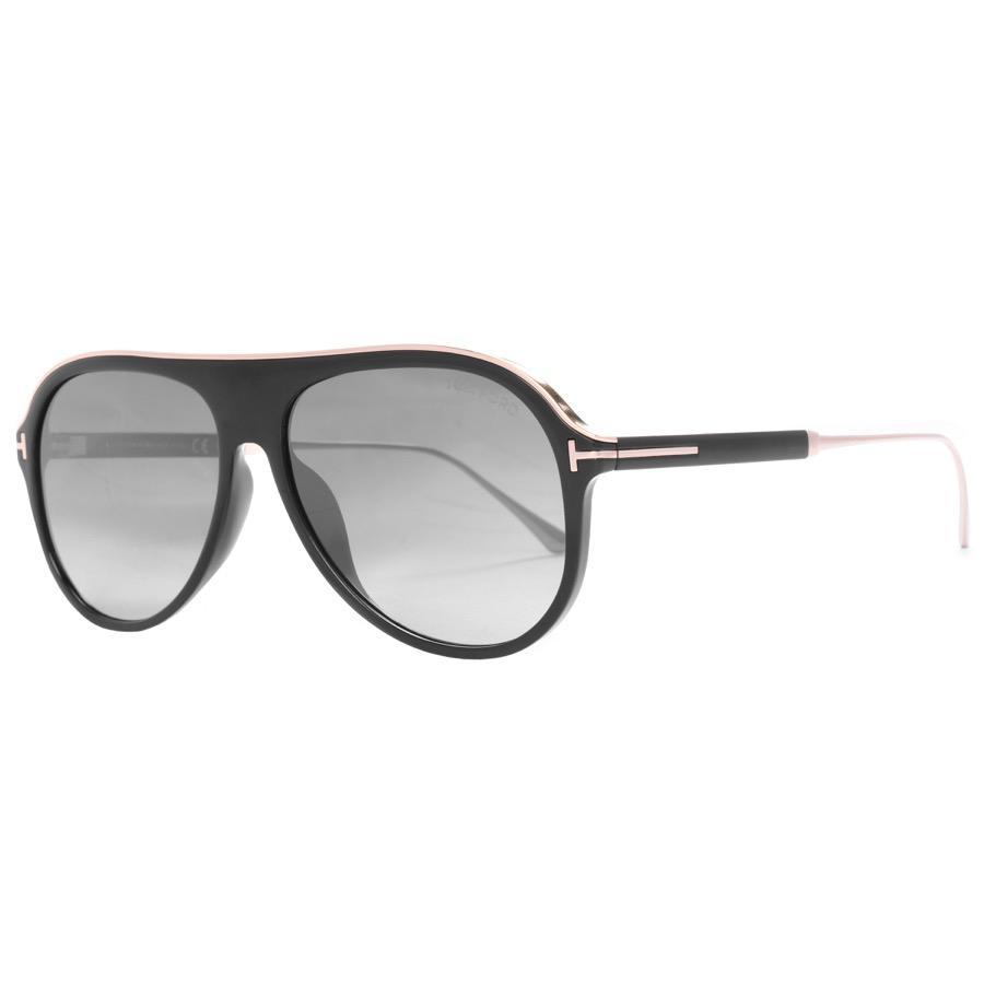 0a43b311ff4 Lyst - Tom Ford Nicholai Sunglasses Black in Black for Men