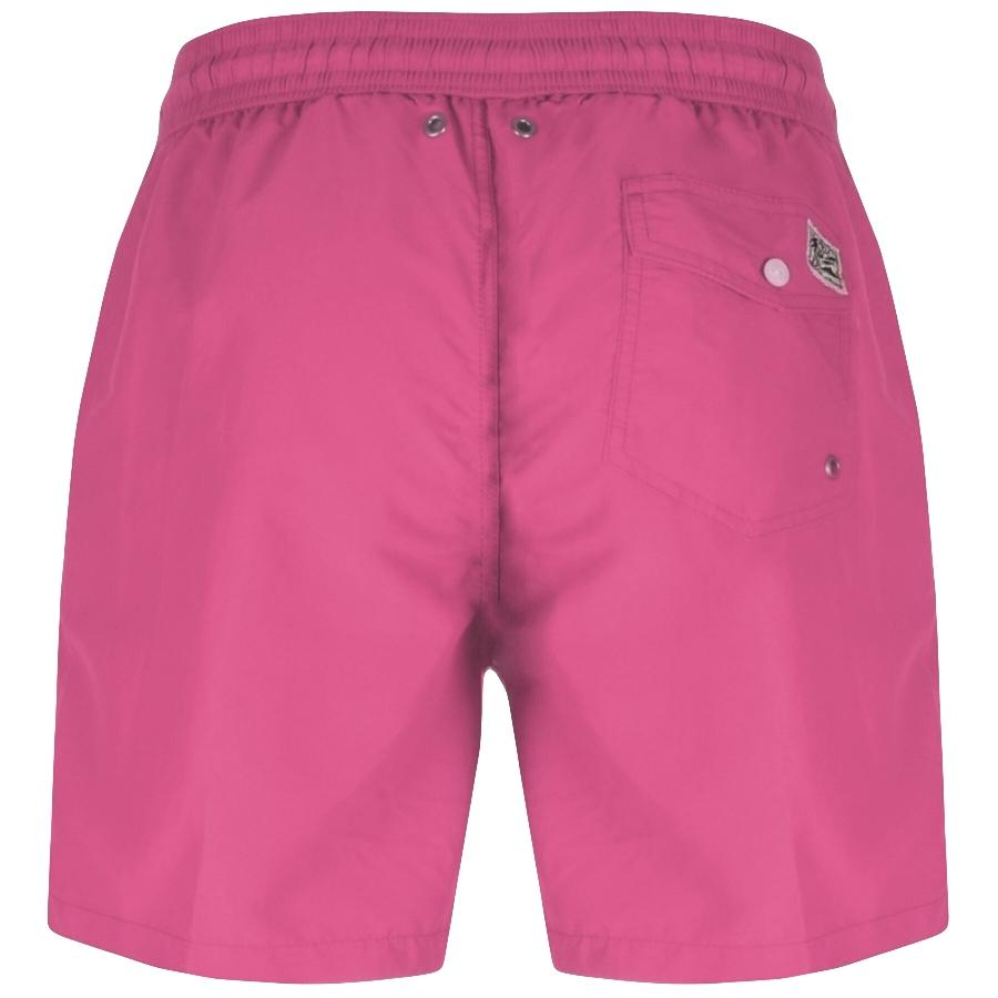 0789336c2f Ralph Lauren - Traveller Swim Shorts Pink for Men - Lyst. View fullscreen