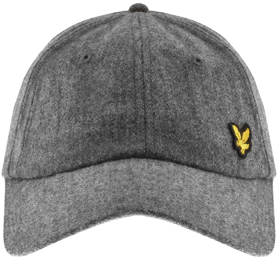 13ce61a2ac6 Lyst - Lyle   Scott Lyle And Scott Woollen Cap Grey in Gray for Men