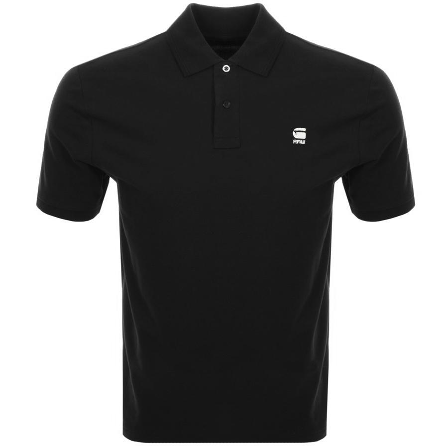 22e82f653dc G-Star RAW - Raw Dunda Polo T Shirt Black for Men - Lyst. View fullscreen