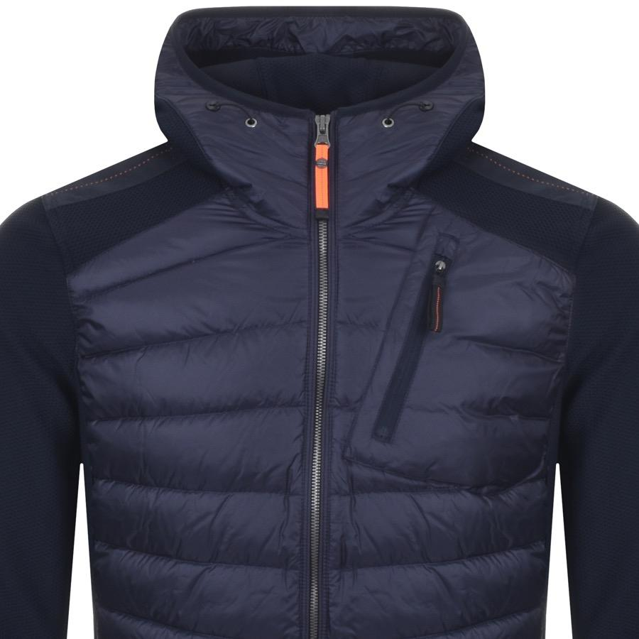 Parajumpers. Men's Nolan Jacket Blue