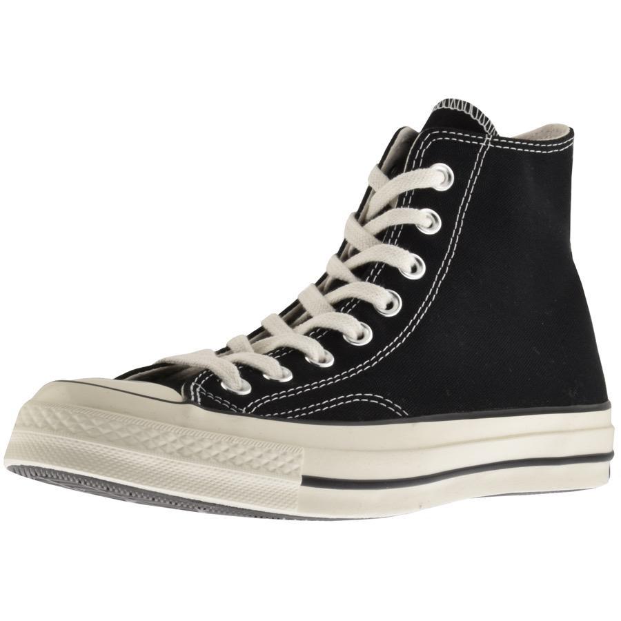39e2c5baeb5ef0 Converse Chuck 70 Canvas High-top Sneakers in Black for Men - Save ...