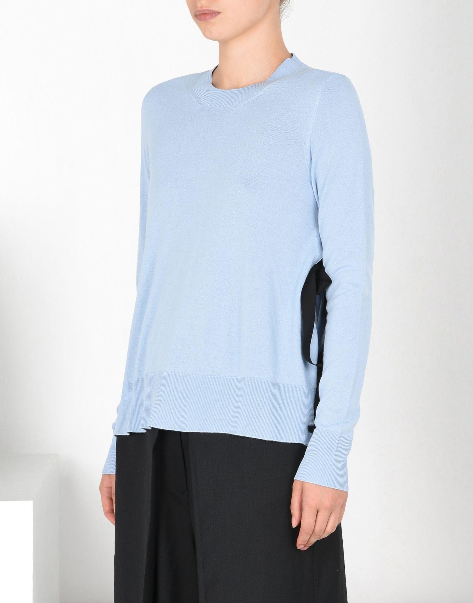 Mm6 By Maison Margiela Woman Cotton-jersey Top Ecru Size L Maison Martin Margiela Buy Cheap Reliable Free Shipping Shop Offer Discount Brand New Unisex Official Site Online Cheap Fashionable sCKgmTFH