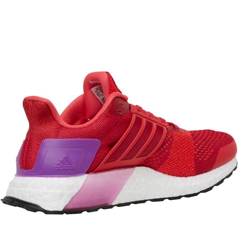 Adidas Scarpe Ultraboost St Stabilità Delle Scarpe Adidas Da Corsa Ray Rosso / Università Rosa 15d871