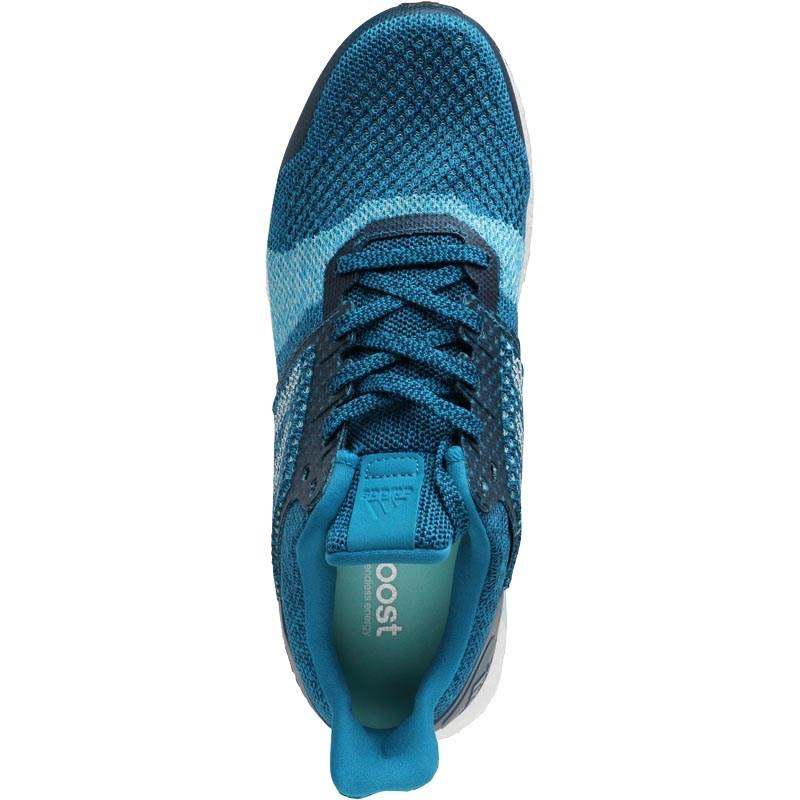 843fc717d3d7f adidas Ultraboost Stability Running Shoes Mystery Petrol white blue ...