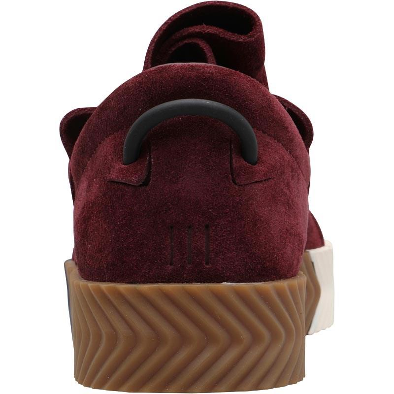 04a3aa45 adidas Originals X Alexander Wang Skate Shoes Maroon/chalk White/gum ...