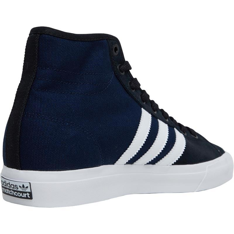 new style f7d2e 6aa90 adidas Originals Matchcourt High Rx Trainers Collegiate Navy ...