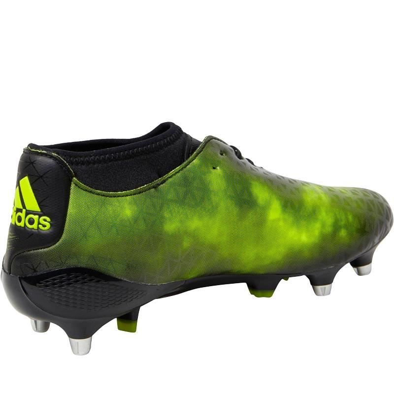 ea68d5f04d5 adidas Adizero Malice Sg Rugby Boots Core Black yellow in Black for ...