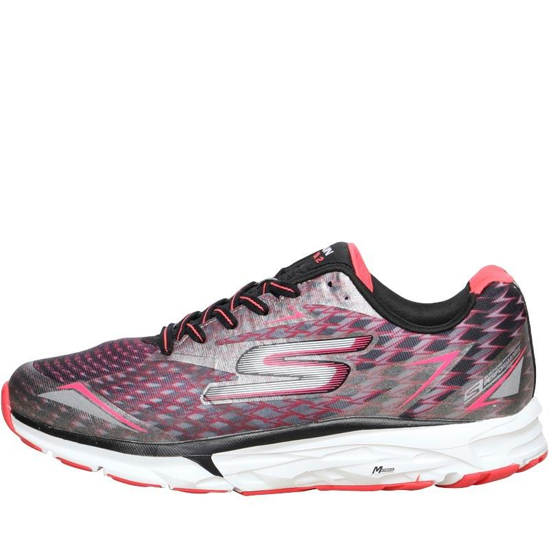 088022dce08c9f Skechers Gorun Forza 2 Motion Control Stability Running Shoes Black ...