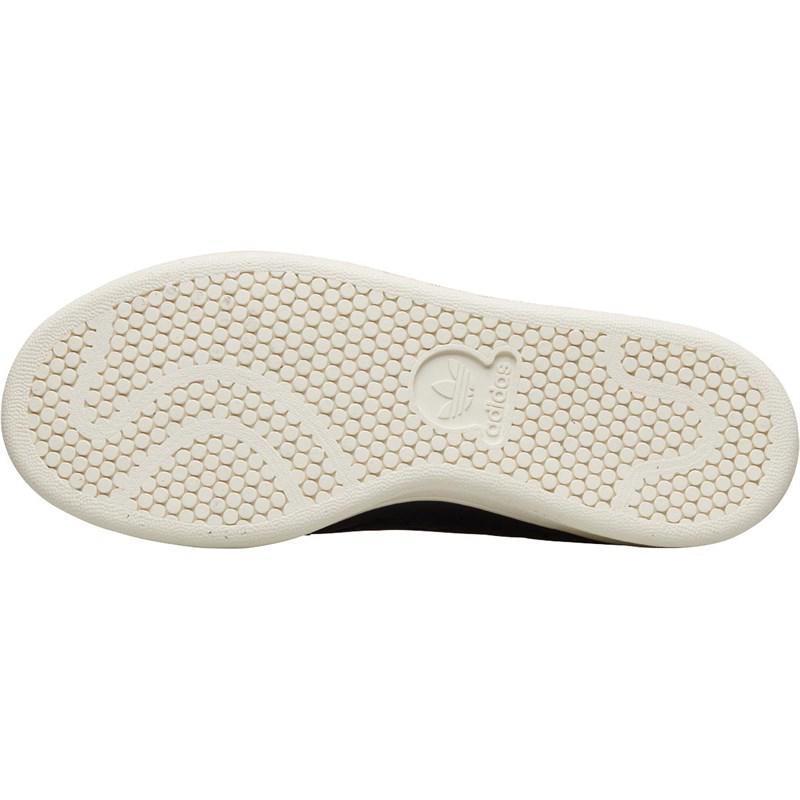 15a60a0db64 Adidas Originals - Stan Smith Trainers Core Black core Black footwear White  - Lyst. View fullscreen