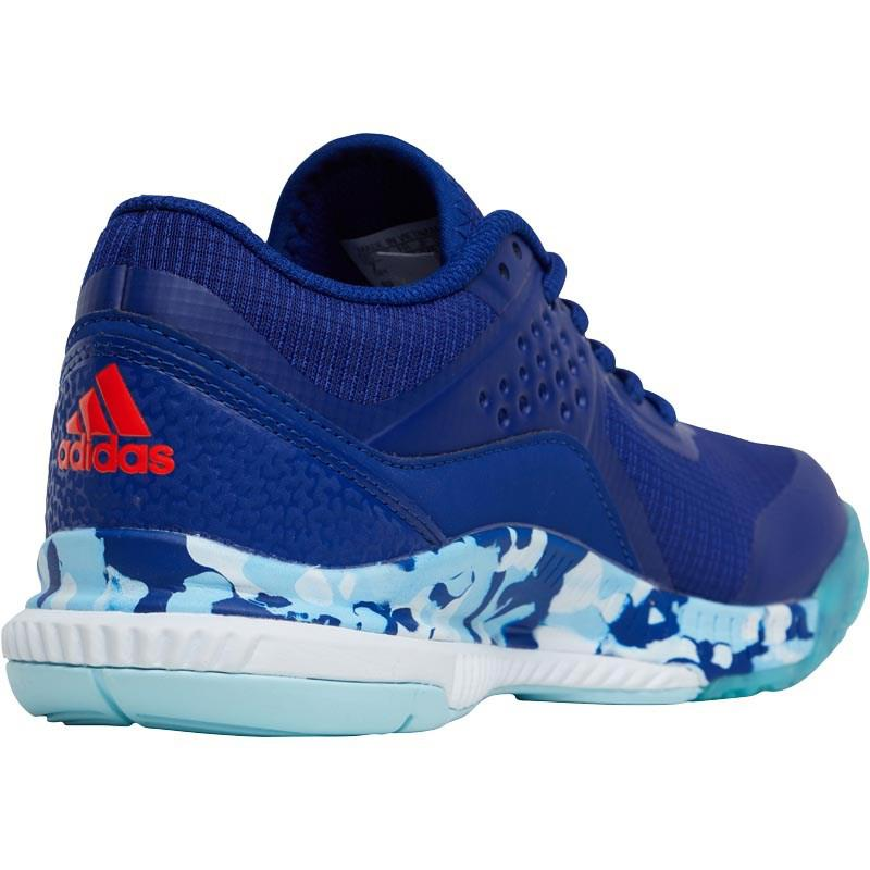 3584e373750e adidas Crazyflight Bounce Trainers Mystery Ink footwear White icey ...