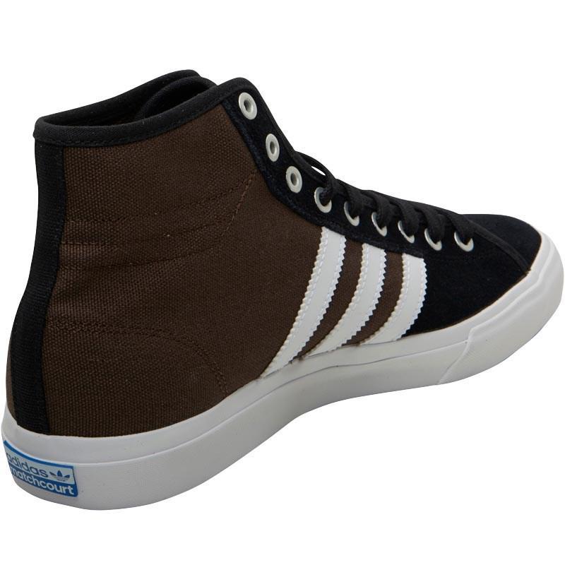 adidas Originals Skateboarding Matchcourt Rx Trainers Core Black ... 6b409af5d82f
