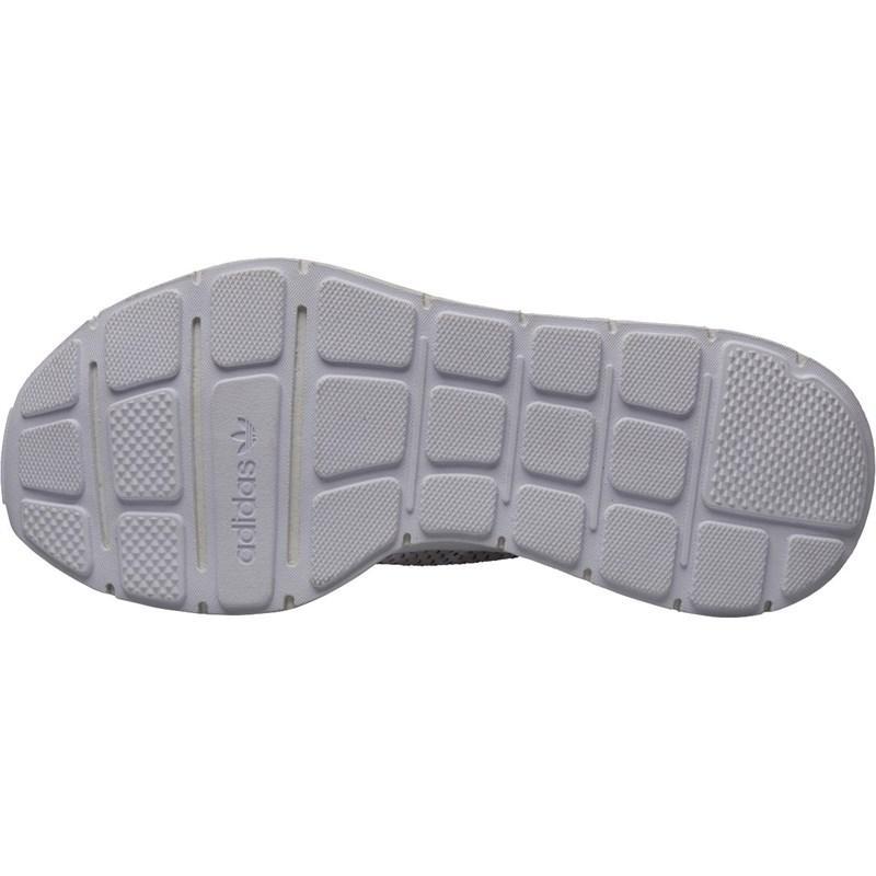 20ff98b3c Adidas Originals - Swift Run Primeknit Trainers Footwear White grey  One medium Grey Heather. View fullscreen