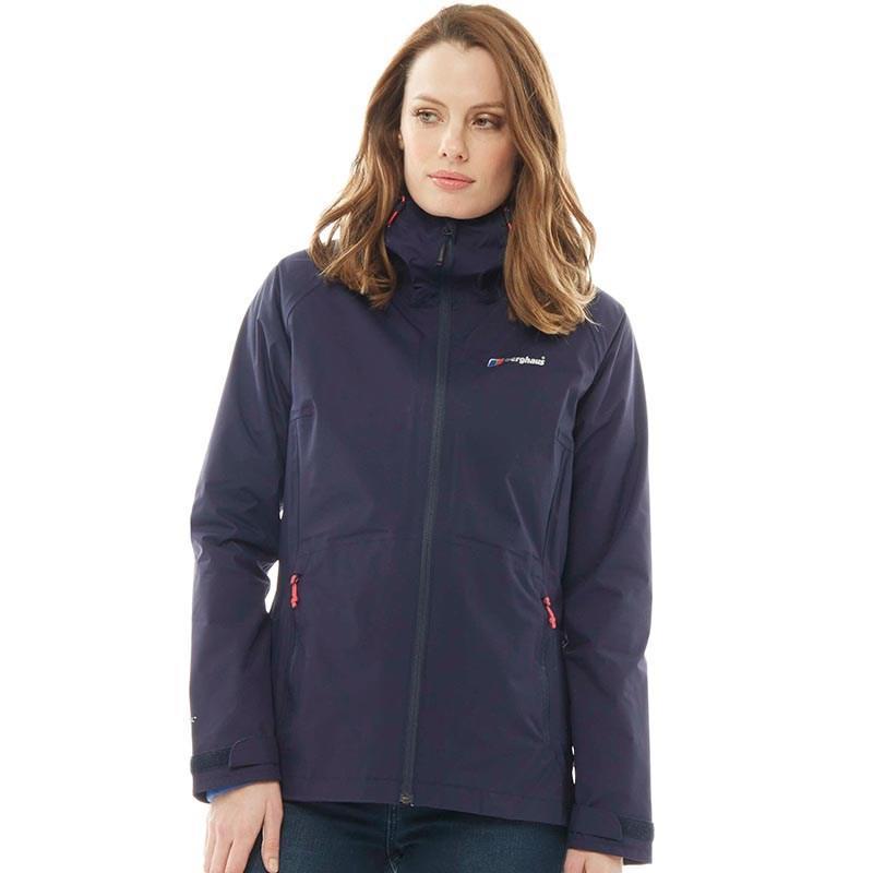 866e8c47b Berghaus Stormcloud Hydroshell Jacket Evening Blue in Purple - Lyst