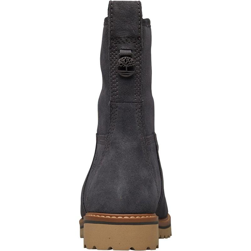 f654edc435b62 Timberland - Gray Chamonix Valley Waterproof Lined Suede Winter Boots  Forged Iron - Lyst. View fullscreen