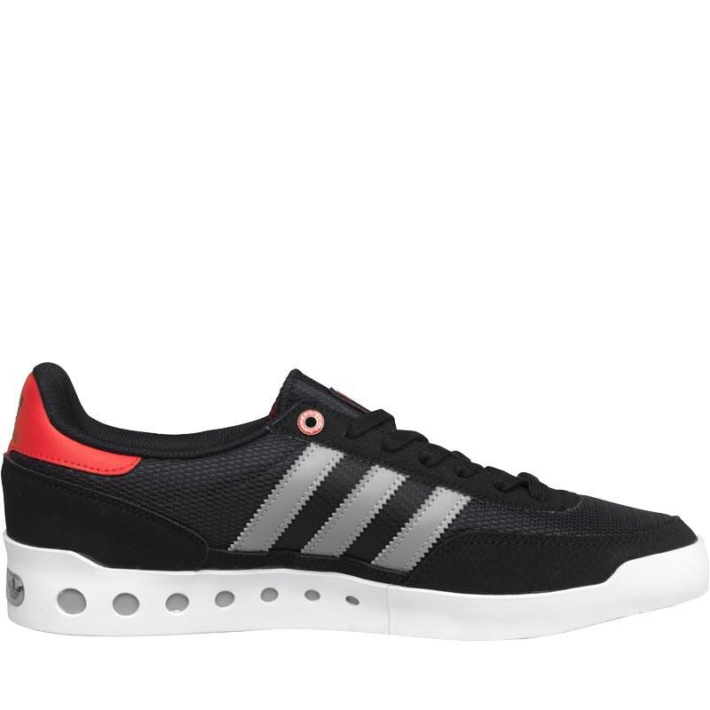 336b47abad7d6 adidas Originals Training Pt Trainers Core Black/solid Grey/red in ...